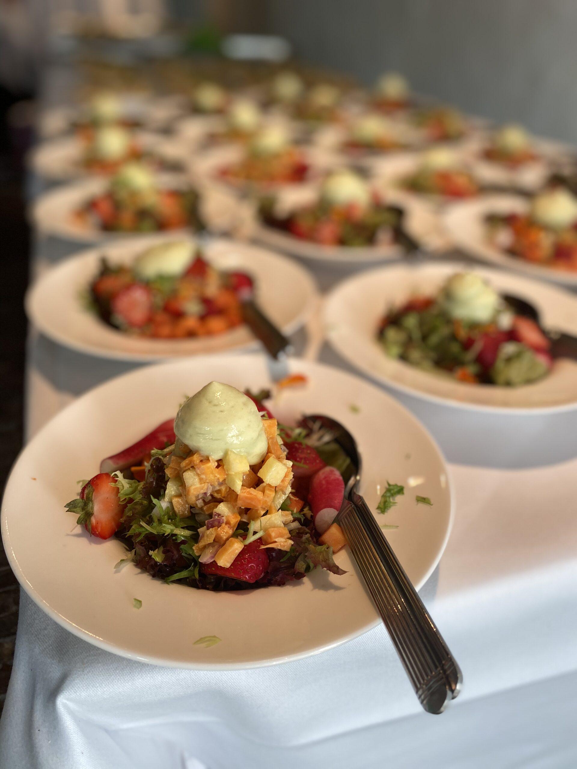vegetariche-salade